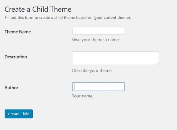 Wordpressの子テーマのテンプレートを簡単にコピーする方法