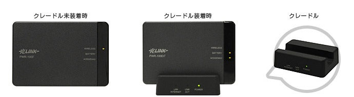 光ポータブル3G