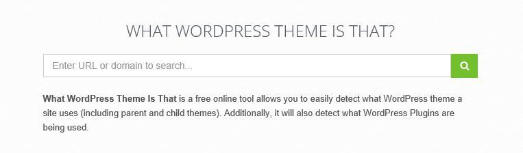WordPressのサイトのテーマを調べる方法